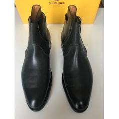 Stiefeletten, Ankle Boots John Lobb