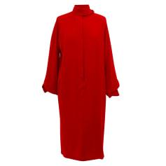 Robe mi-longue Gianfranco Ferre  pas cher