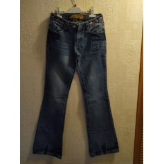 Jeans évasé, boot-cut Jennyfer  pas cher