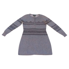 Robe mi-longue Woolrich  pas cher