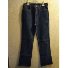 Jeans évasé, boot-cut I Quing  pas cher