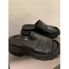 Sandales Rick Owens  pas cher