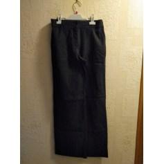 Pantalon droit C&A  pas cher