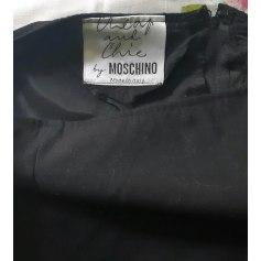 Jupe courte Moschino  pas cher