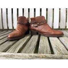 Bottines & low boots plates Koah  pas cher