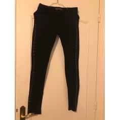 Pantalon droit Aucun  pas cher