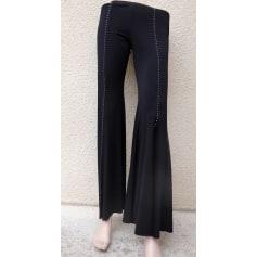Pantalon large Dass & Co  pas cher