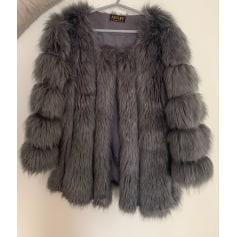 Manteau en fourrure Jayley  pas cher
