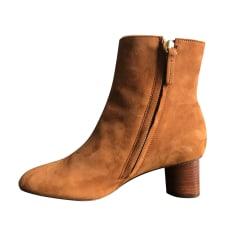 Bottines & low boots à talons Jerome Dreyfuss  pas cher