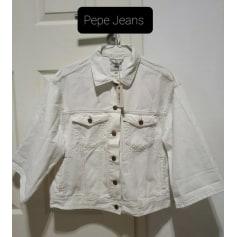 Veste en jean Pepe Jeans  pas cher