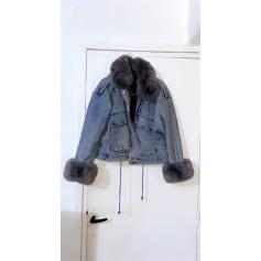 Manteau en jean Zara  pas cher