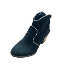 Santiags, bottines, low boots cowboy Zadig & Voltaire  pas cher
