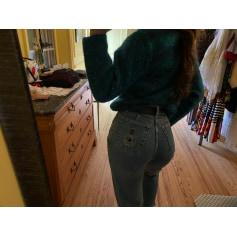 Jeans slim Trussardi  pas cher