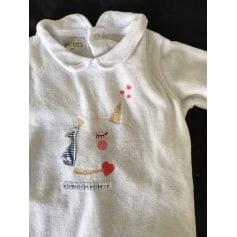 Grenouillère, babygros La Compagnie Des Petits  pas cher
