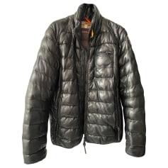 Manteau en cuir Parajumpers  pas cher