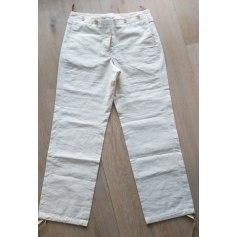 Pantalon droit Prada  pas cher