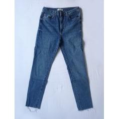 Jeans slim Forever 21  pas cher