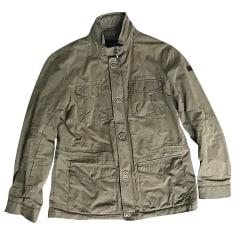 Zipped Jacket Armani Jeans