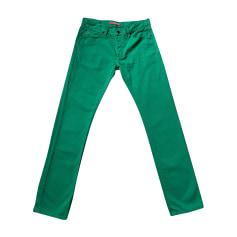 Jeans slim Lacoste  pas cher