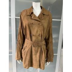 Manteau en cuir Ramosport  pas cher
