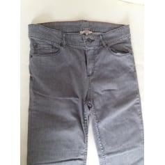 Jeans droit Junior Gaultier  pas cher