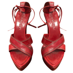 Heeled Sandals Yves Saint Laurent
