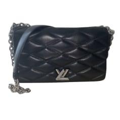 Sac en bandoulière en cuir Louis Vuitton Twist pas cher