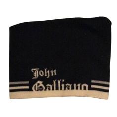 Bonnet John Galliano  pas cher