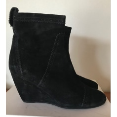 Wedge Ankle Boots Balenciaga