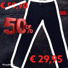 Slim Fit Pants Bly03