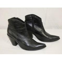 Santiags, bottines, low boots cowboy Donna Più  pas cher