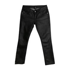 Jeans slim Alexander McQueen  pas cher
