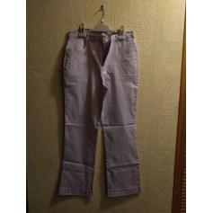 Pantalon droit Wanquina  pas cher