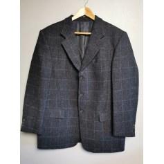 Blouson Harris Tweed  pas cher