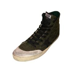 Chaussures à lacets Golden Goose  pas cher