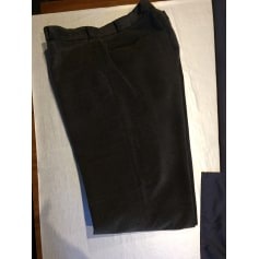 Pantalon droit BRUHL  pas cher