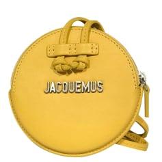 Sac en bandoulière en cuir Jacquemus  pas cher