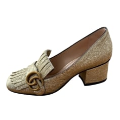 Spangenschuhe, Mary Janes Gucci