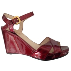 Wedge Sandals Prada