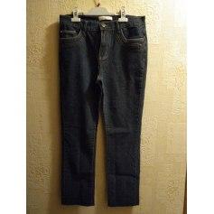 Pantalon droit La Halle  pas cher