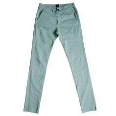 Pantalon slim Le Temps des Cerises  pas cher