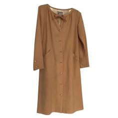 Robe mi-longue Courrèges  pas cher