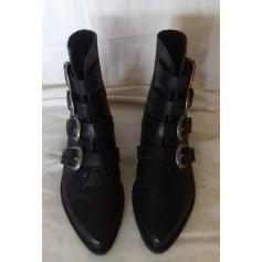 Bottines & low boots plates Believe  pas cher