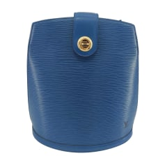 Lederhandtasche Louis Vuitton Cluny