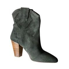 Bottines & low boots à talons Petite Mendigote  pas cher