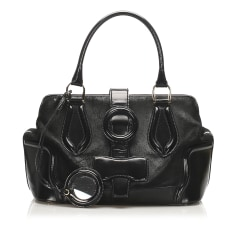 Leather Handbag Balenciaga