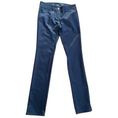 Pantalon droit John Galliano  pas cher