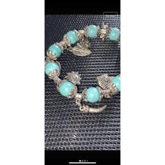 Bracelet Bleu Pivoine  pas cher