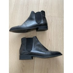 Bottines & low boots plates Zara  pas cher