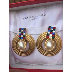 Boucles d'oreille Balenciaga  pas cher
